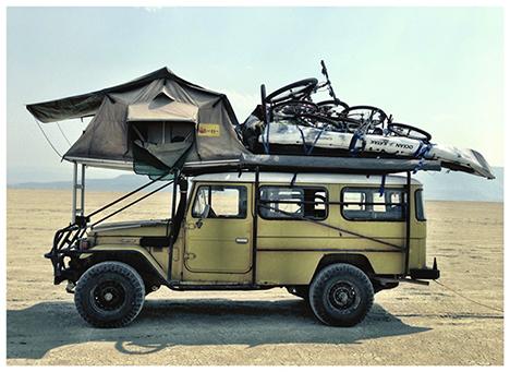 Burning Man Transportation