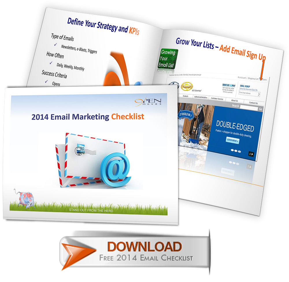Download 2014 email checklist