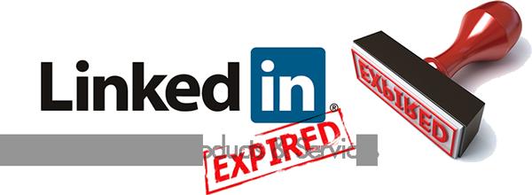 Expired LinkedIn