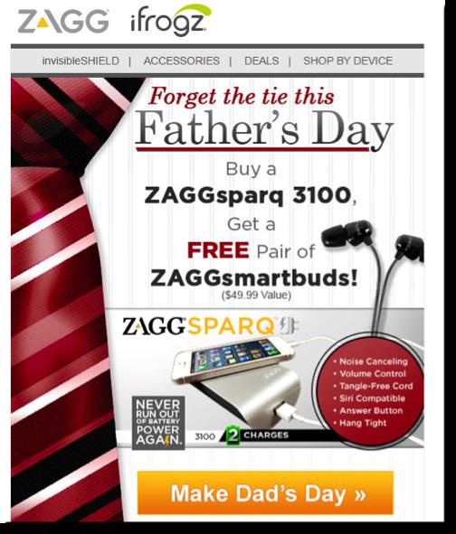 zagg fathers day