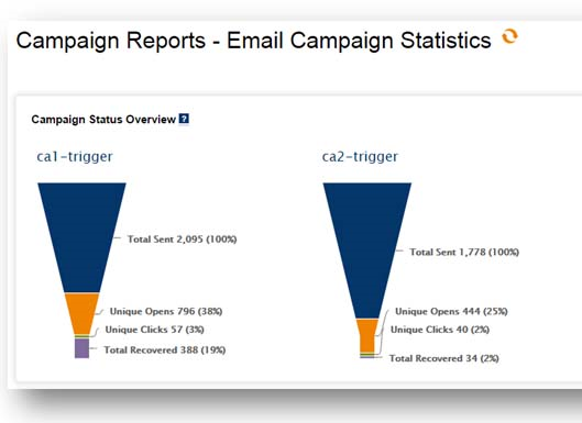 Email Campaign Statistics