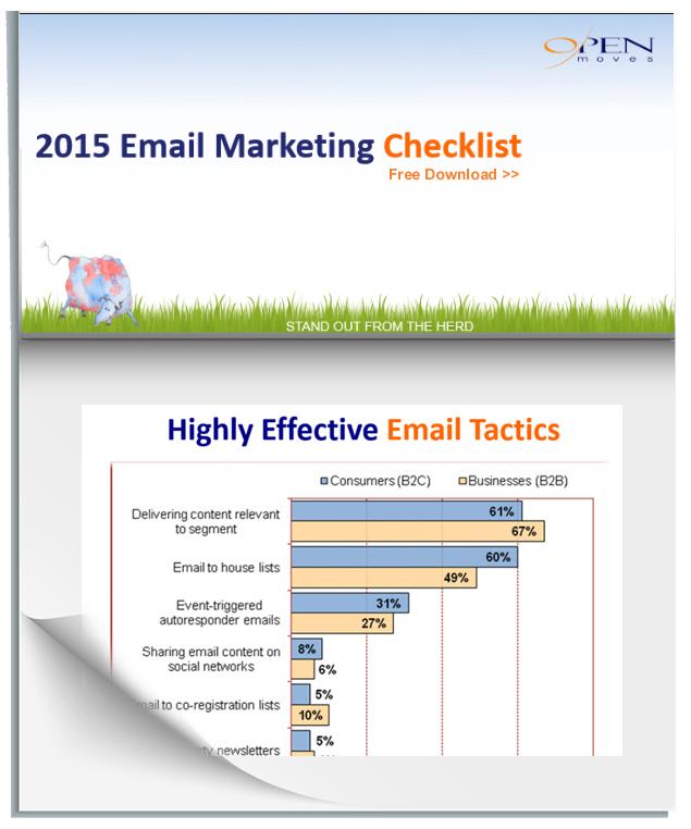 2015 Email Checklist