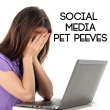 social media pet peeves