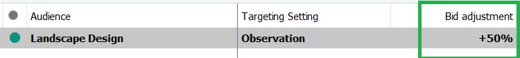 Observation Mode 2